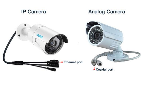 تفاوت دوربین مداربسته تحت شبکه و آنالوگ